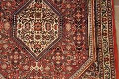 AB-12, Bidjar, wool, 105 x 73 cm, Iran, 250 €