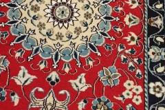 MO-245, Rasan, wool, 128 x 90 cm, Iran, 150 €