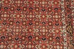MO-263, Bidjar, wool, 130 x 81 cm, Iran, 500 €