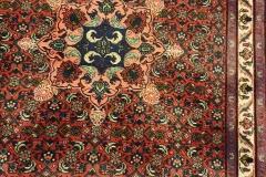N-18, Bidjar old, wool, 130 x 80 cm, Iran, 800 €