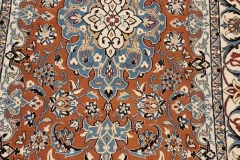 N-211, Nain fine, wool with silk, 142 x 87 cm, Iran, 950 €