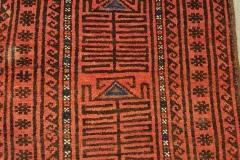 N-22, Afghan, wool, 112 x 65 cm, Afghanistan, 100 €