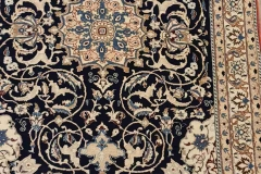 N-299, Nain fine, wool with silk, 115 x 82 cm, Iran, 900 €