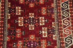 N-414, Jamud, wool, 120 x 75 cm, Iran, 200 €