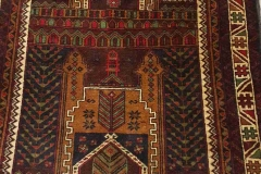 N-01, Beluch, wool, 137 x 86 cm, Iran, 220 €