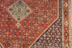 AB-9, Bidjar, wool, 148 x 117 cm, Iran, 800 €