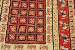 MO-12, Tabris, wool with silk, 151 x 101 cm, Iran, 1900 €