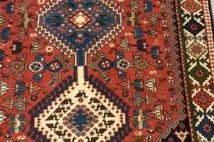 MO-40, Yalameh, wool, 155 x 105 cm, Iran, 480 €