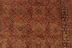N-13, Ghom old, pure silk, 158 x 104 cm, Iran, 1900 €