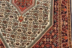 N-14, Bidjar, wool, 165 x 115 cm, Iran, 960 €