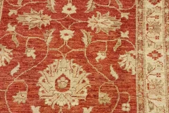 N-220, Ziegler, wool, 155 x 102 cm, Pakistan, 350 €