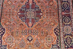 N-420, Ghom, pure silk, 160 x 105 cm, Iran, 1440 €