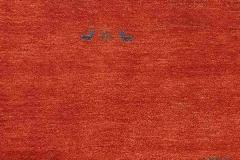 N-501, Gabbeh, wool, 148 x 99 cm, Iran, 300 €