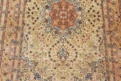 N-505, Hereke, pure silk, 135 x 90 cm, Turkey, 4400 €