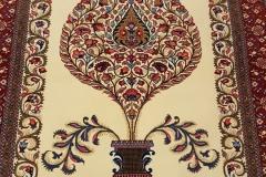 N-509, Ghom, wool, 158 x 115 cm, Iran, 2800 €