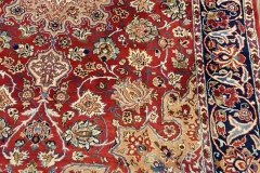 AK-106, Esfahan, wool, 220 x 158 cm, Iran, 1920 €