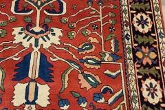 AK-108, Bakhtiar, wool, 210 x 146 cm, Iran, 2200 €