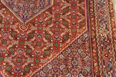AB-6, Bidjar, wool, 227 x 144 cm, Iran, 1350 €