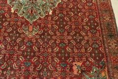 AK-16, Bidjar old, wool, 218 x 140 cm, Iran, 3150 €