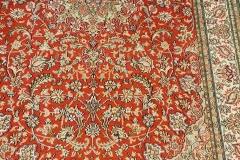 MO-122, Kashmir, silk, 199 x 126 cm, India, 1680 €