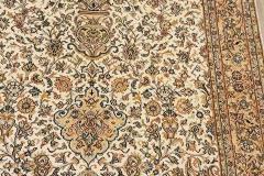 MO-124, Kashmir, silk, 197 x 123 cm, India, 1680 €