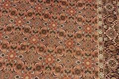 MO-341, Bidjar, wool, 217 x 139 cm, Iran, 1520 €