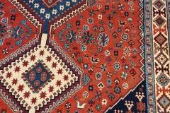 MO-260, Yalameh, wool, 200 x 153 cm, Iran, 880 €