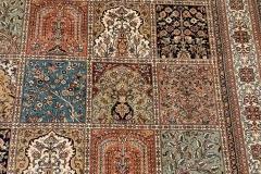 MO-58679, Kashmir, silk, 195 x 136 cm, India, 2720 €