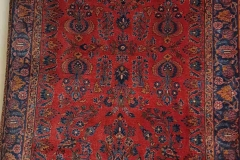 N-241, Kashan antique, wool, 205 x 131 cm, Iran, 6500 €