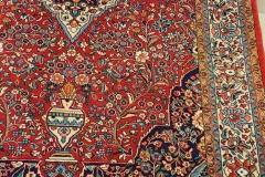 N-411, Sarugh, wool, 212 x 137 cm, Iran, 1650 €