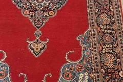 N-04, Kashan old, wool, 205 x 130 cm, Iran, 2800 €