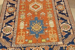 MO-1, Heriz, wool, 235 x 150 cm, Iran, 1020 €