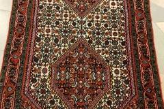 N-16, Bidjar, wool, 212 x 77 cm, Iran, 1100 €