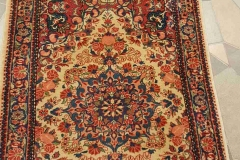 N-244, Djosan, wool, 195 x 76 cm, Iran, 500 €