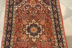 N-252, Djosan, wool, 193 x 70 cm, Iran, 560 €