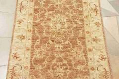 RI-37, Ziegler, wool, 238 x 77 cm, Pakistan, 700 €