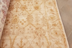 Esfahan AK-45 wool with silk 2,80 x 2,00 m Iran 3380 €