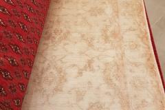 Esfahan AK-46 wool with silk 2,90 x 1,88 m 3380 €