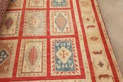 MO-189, Farahan, wool, 296*205 cm, Pakistan, 2720 EUR