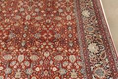 MO-513, Kashmir, silk, 274*189 cm, India, 5400 EUR