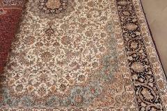 MO-525, Kashmir, silk, 286*188 cm, India, 4720 EUR