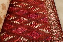 TAP-11, Turkman, wool, 295*227 cm, Iran, 1470 EUR