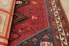 TAP-5, Qashqai, wool, 295*215 cm, Iran, 1440 EUR