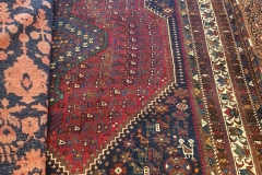 TAP-6, Qashqai, wool. 327*220 cm, Iran, 1380 EUR