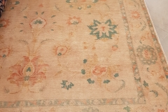 AK-9, Esfahan, wool with silk, 317*239, Iran, 4720 EUR
