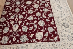 Mo-21, Nain, wool with silk, 98*250 cm, Iran, 4760 EUR