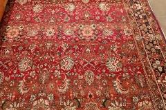 AB-4, Bidjar old, wool, 345 x 228 cm, Iran, 6500 €