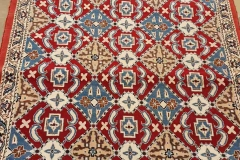 MO-244, Kashmar, wool with silk, 295 x 110 cm, Iran, 800 €