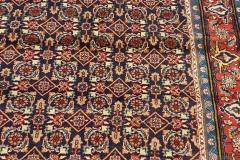 N-207, Hamedan, wool, 285 x 158 cm, Iran, 900 €