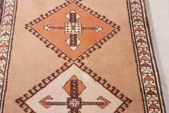 N-242, Gabbeh, wool, 292 x 83 cm, Iran, 280 €